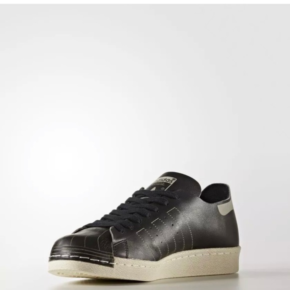 the latest 42b98 9201a Adidas Superstar 80s Decon Vintage Leather Shoes. Listing Price   65.00